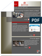Marketing Newsletter - Agosto 2013