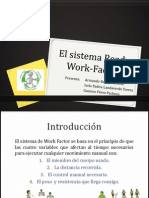 El Sistema Ready Work-Factor