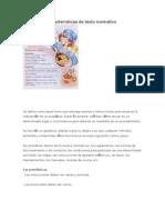 Definición y características de texto normativo