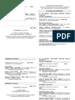II Jornadas Posthegelianas Programa (2013)