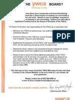 YWCA Board Member Info_YNPN Phx