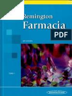 Remington Farmacia 20Ed. Tomo 1
