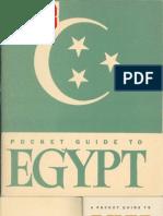 Pocket Guide Egypt