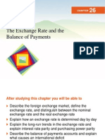 Ch26-8e the Exchange Rate and the Balance of Payments