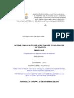 Informe Final Auditoria de Sistemas