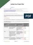 CRM Project Plan - GrowthPanel.com