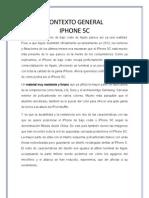 CASO IPHONE5C Lanzamiento