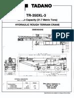 35 Ton Tadano Tr350xl-3