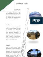 Zonas de Chileee