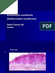 Acantholytic Acanthoma (Epidermolytic Acanthoma),M 65, Neck