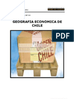 Geografia Economica de Chile Ejercicio