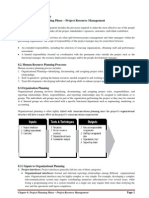 Chapter 8 - Project Planning - Project Resource Management