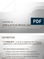 Chapter Report Simulation Quanti