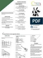 Triptico de Clases Individuales PDF