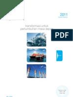 2011 Laporan Tahunan PGN