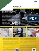 MPX90 Brochure E0219
