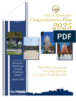 City of Syracuse Comprehensive Plan 2025