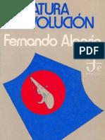 Alegria Fernando - Literatura Y Revolucion