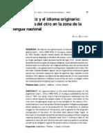 Pos Mattoni - Juan L. Ortiz