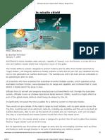Australia's Key Role in Missile Shield - National - Theage.com