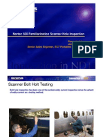 (NORTEC) 500 Training Scanner Insp