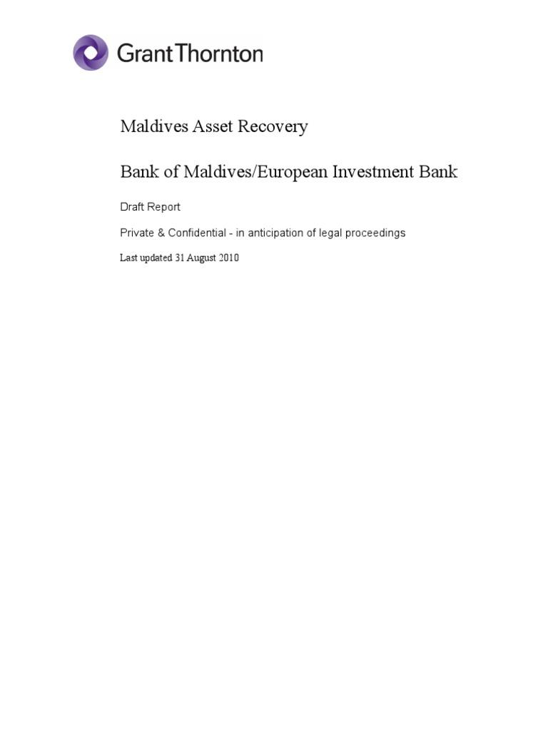 Dholhiyadhoo investment banking cash investment strategies 2021