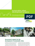 Sustainable Urban Development Examples