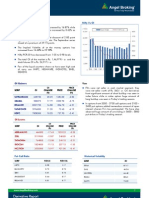 Derivatives Report, 19 August 2013