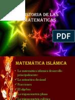 Historia de las Matemáticas