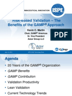 GAMP Overview Presentation 04-03-2012 FINAL