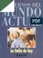 Cuadernos Del Mundo Actual Historiax 16, Nº 023, 1993 - La Italia De Hoy