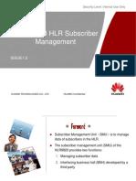 WF007008(Slides)WF- HLR Subscriber Management -20070815-B-1.0.ppt