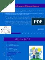 2. Estudios en Impacto Ambiental