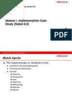 Implementation Case Study 01