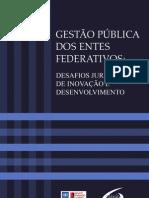 GESTÃO PÚBLICA DOS ENTES FEDERATIVOS