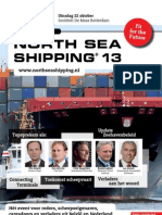 Brochure North Sea Shipping 2013