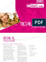 335 Retail Executive Specialty Stores Sector Leaflet 2011