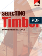 Selecting Timber Supplement 2011