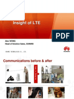 Huawei Insight of LTE