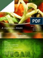 Vegan Athelete - Venkat Case Study