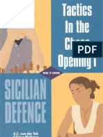 Tactics in the Chess Opening 1 - Sicilian Defence (2003)