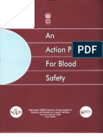 An Action Plan for Blood Safety