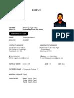 Sugu Resume Format(3)