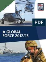 Royal Navy 2013