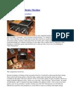 My Three Dial Radionic Machine 2 Piastre (Inglese)