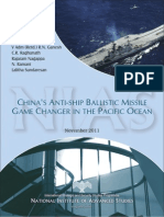 2011 November r 5 Chinas Anti Ship Ballistic Missile Report2