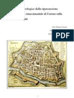 00_Ferrara, città urbanistica rinascimentale