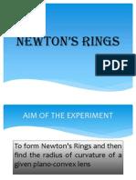 Newton Ring