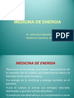 Medicina de Energia