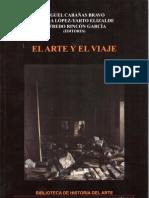 2011_El Arte y El Viaje_Cubierta